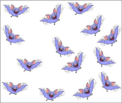 Bats In The Belfry Puzzle Fry