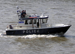 police theif boat puzzle