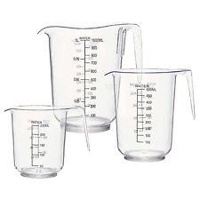 measure water