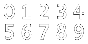 6 digot numbe puzzle