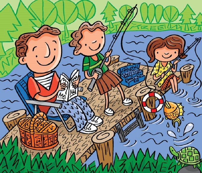 hidden words in fishing puzzle