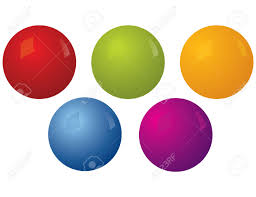 changing color balls
