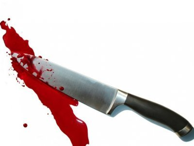 wife murder by knife puzzle
