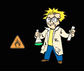 chemist murder investigation riddle