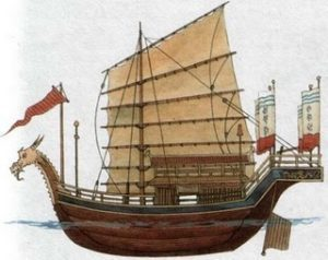 japanese ship theft riddle