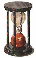 hourglass-time-measure